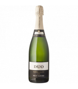 CAVA DUO BRUT NATURE